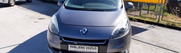 Renault Scenic 1,5 dCi 2012god navi